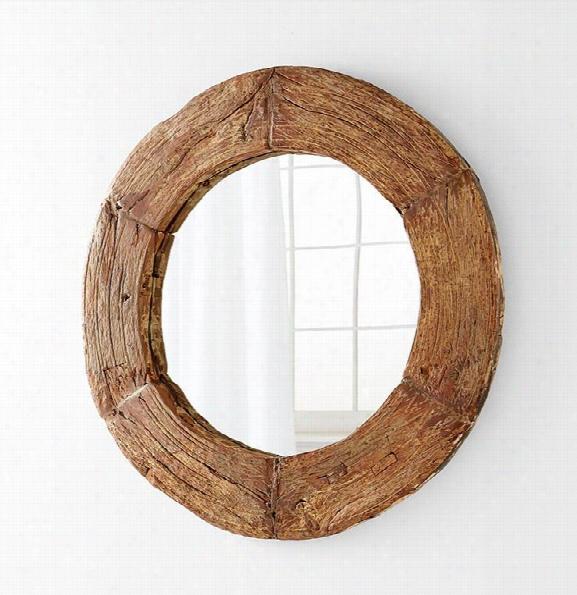 Wagon Mirror Design By Cyan Design