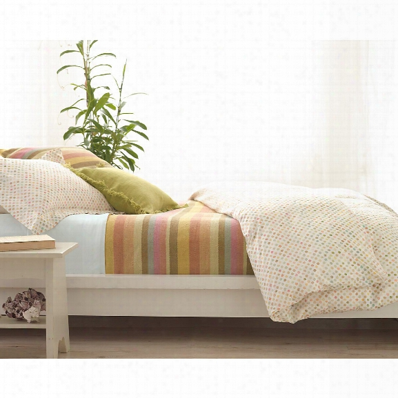 Watercolor Dots Bedding Design By Pine Cone Hill