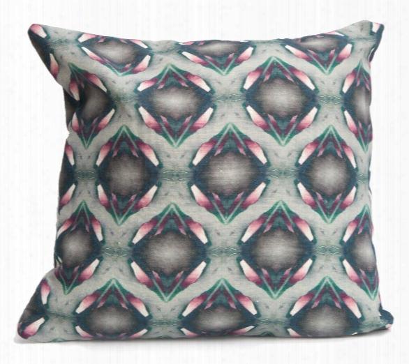Watermelon Throw Pillow By Elise Flashman