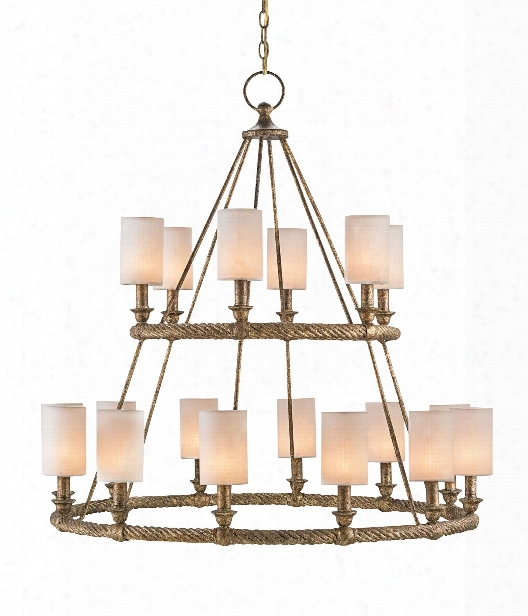 Westbourne Chandelier Design By Currey & Company