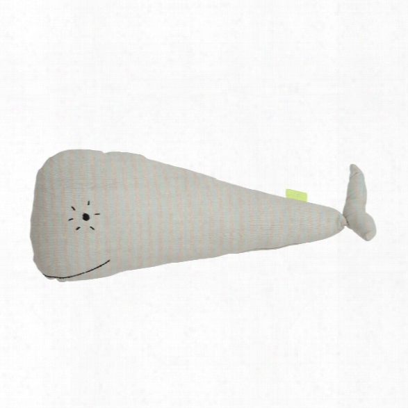 Whale Moby Cushion Design By Oyoy