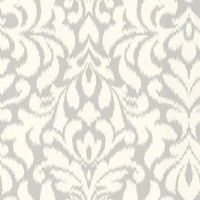 Whisper Wallpaper In Cream Design By Candice Olson