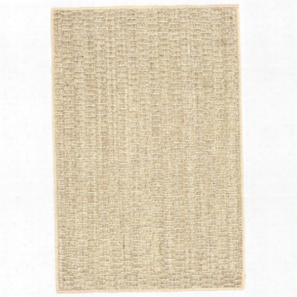 Wicker Sand Woven Sisal Rug By Dash Albert