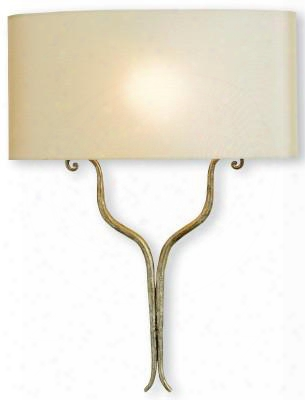 Winchester Wall Sconce Design By Currey & Company