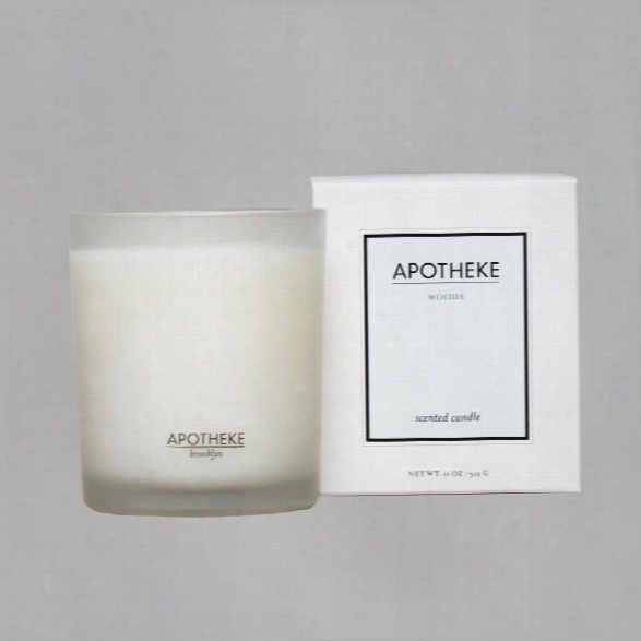 Woods Candle Design By Apotheke