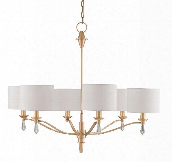 Bonnington Chandelier Design By Currey & Company