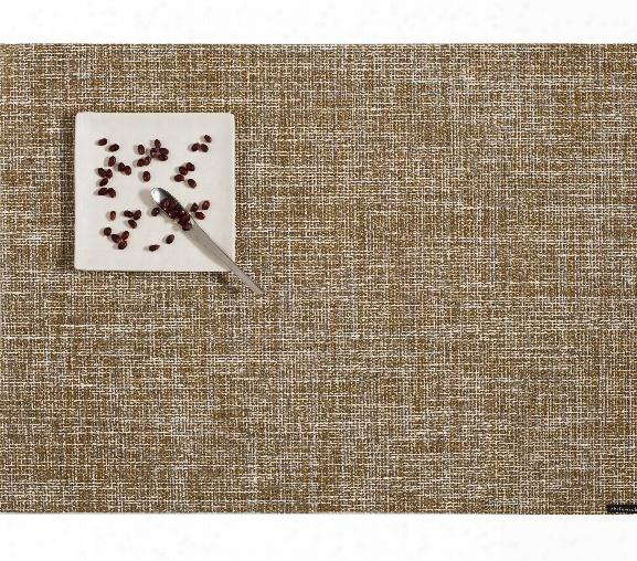 Bouclã© Rectangle Placemat In Cornsilk Design By Chilewich