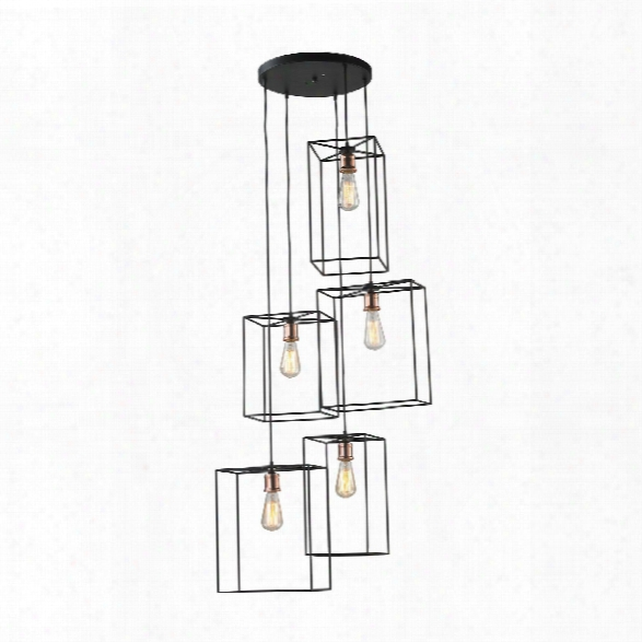Box Pendant Cluster Design By Bd Fine