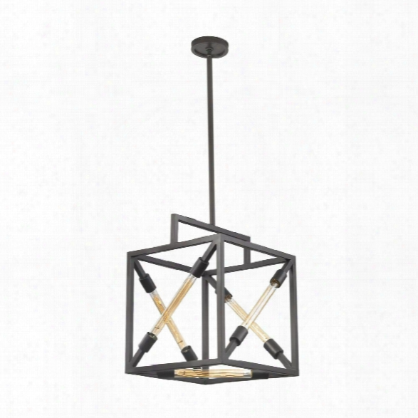 Box Tube Pendant Design By Lazy Susan