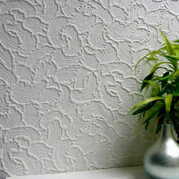 Boyden Paintable Textured Wallpaper Design By Brewster Home Fashions