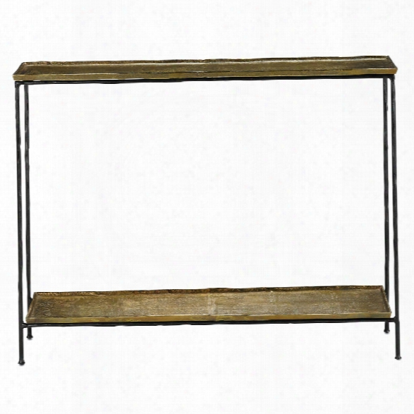 Boyles Console Table Design By Currey & Company