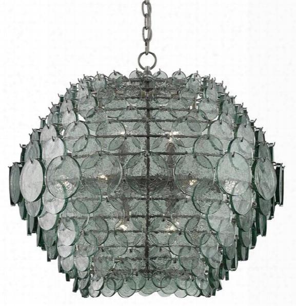 Braithwell Chandelier Design By Currey & Company