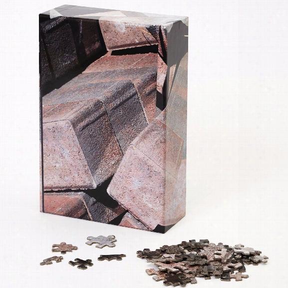 Brick Puzzle In Puzzle Design By Areaware