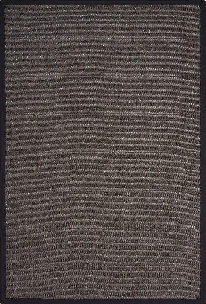 Brilliance Rug In Charcoal Design By Nourison