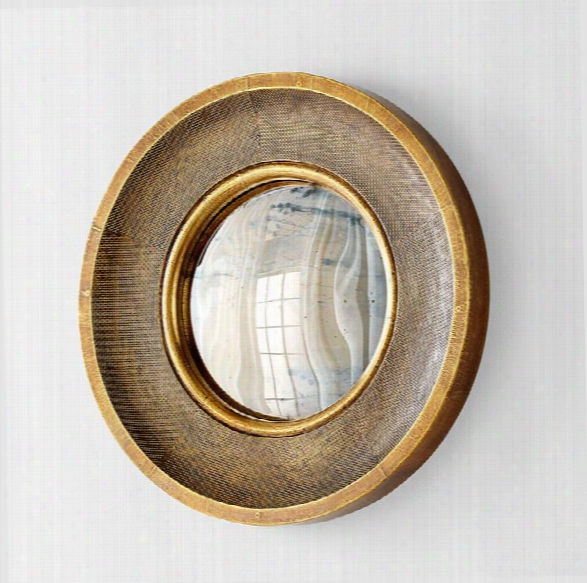 Bronte Mirror Design By Cyan Design