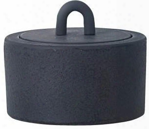 Buckle Jar In Dark Blue Design By Ferm Living