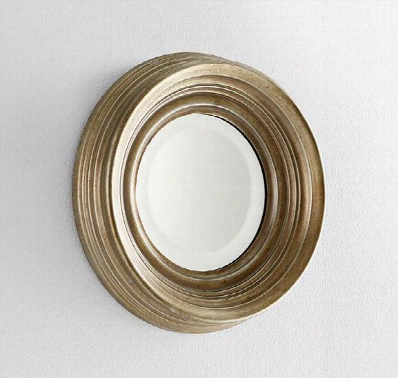 Bushwich Mirror Design By Cyan Design
