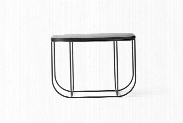 Cage Table In Black & Dar Ash Design By Menu