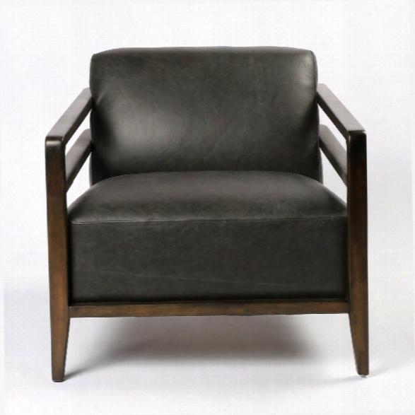 Callaway Chair In Chaps Ebony