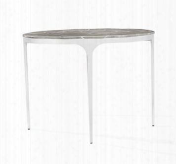 Camilla Italian Gray Center Dining Table Design By Interlude Home