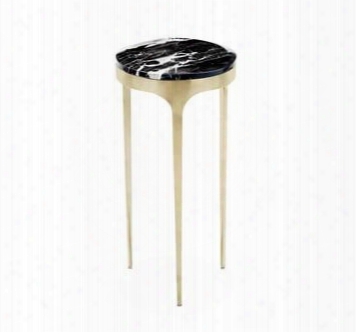 Camilla Nero Storm Drink Table Design By Interlude Home