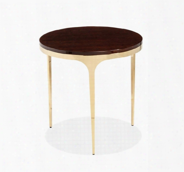 Camilla Side Table In Figured Eucalyptus Design By Interlude Home