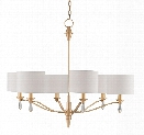 Bonnington Chandelier design by Currey & Company
