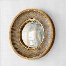 Bronte Mirror design by Cyan Design