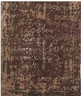 Buenos Aires / Tokyo Hand Knotted Rug in Brown design by Second Studio