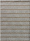 Zane Rug in Oxford Tan & Bright White design by Jaipur
