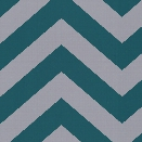 Zee Self Adhesive Wallpaper in Teal design by Tempaper