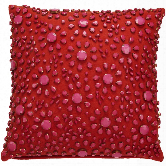 Yorkville Pillow In Marachino Design By Kate Spade
