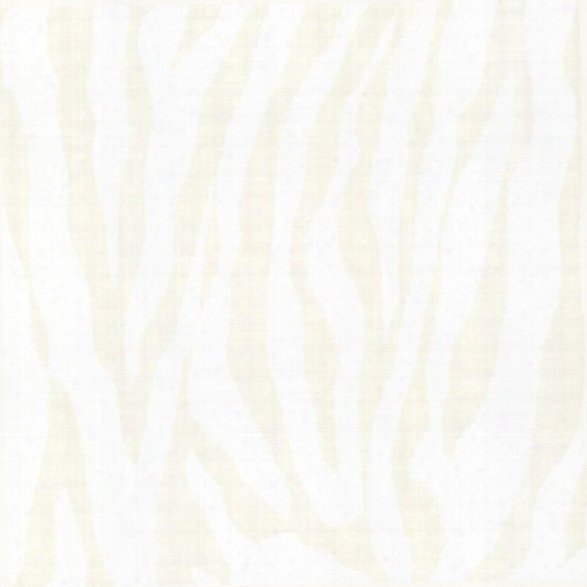 Zebbie Champagne Zebra Print Wallpaper Design By Brewster Home Fashions