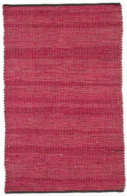 Zola Collection Hand-woven Area Rug In Red & Charcoal Design By Chandra Rugs