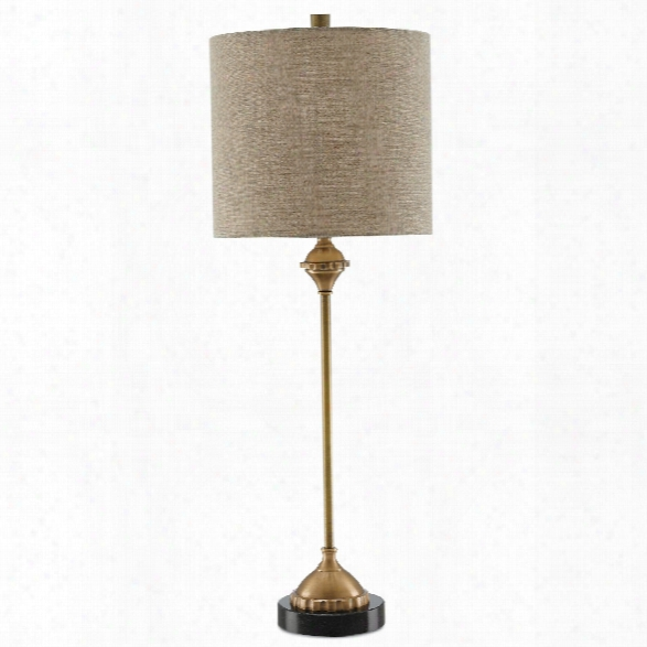Zorro Table Lamp Design By Currey & Company