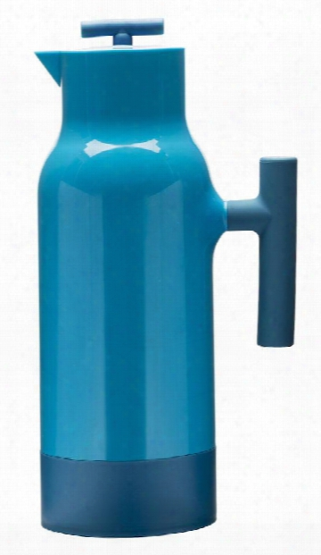 Accent Coffee Pot In Turquoise Design By Sagaform