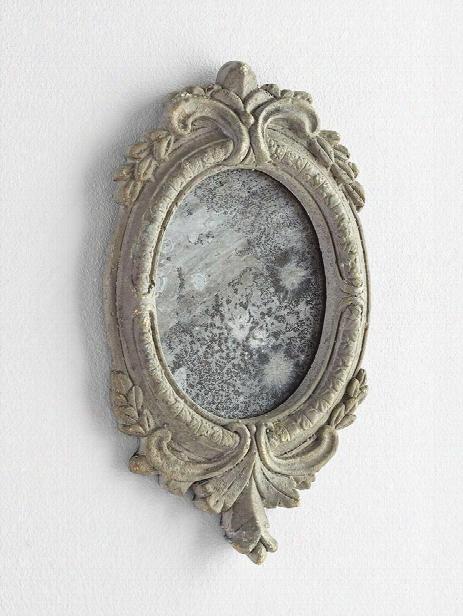 Addie Mirror Design By Cyan Design
