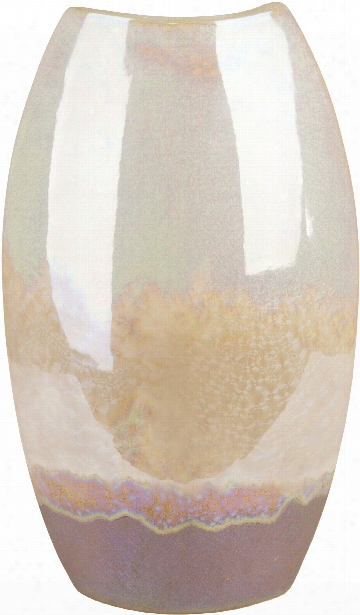 Adele Vase In Ivory Design By Surya