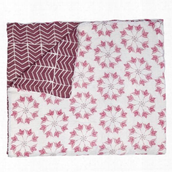 Adelina Printed Quilt & Shams Design By Allem Studio