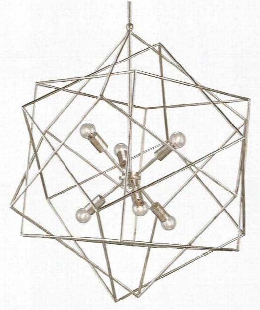 Aerial Chandelier Design By Currey & Company