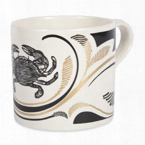 Cancer Jubilee Astrological Cup Design By Sir/madam