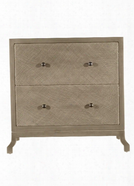 Caprice Side Chest In Porcini Design By Selamat