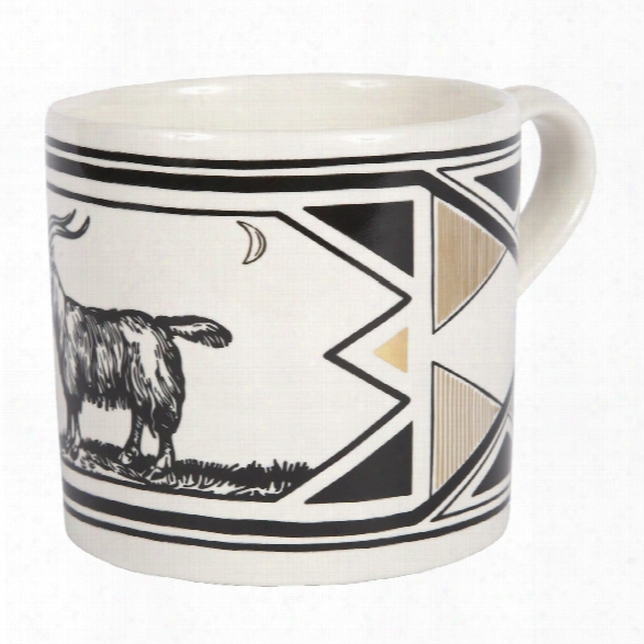 Capricorn Astrological Jubilee Cup Design By Sir/madam