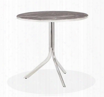 Carina Bistro Italian Gray Table Design By Interlude Home