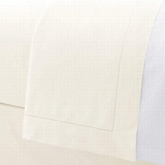 Carina Ivory Fitted Sheet Design By Luxe