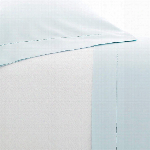 Carina Pearl Blue Pillowcases