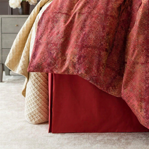 Carina Valenza Bed Skirt Design By Luxe