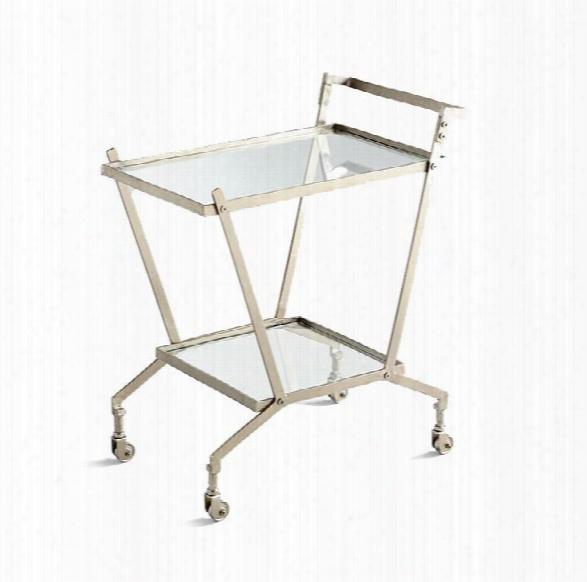Carrello Bar Cart Design By Cyan Design