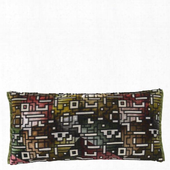 Casablanca Berry Pillow Design By Designers Guild