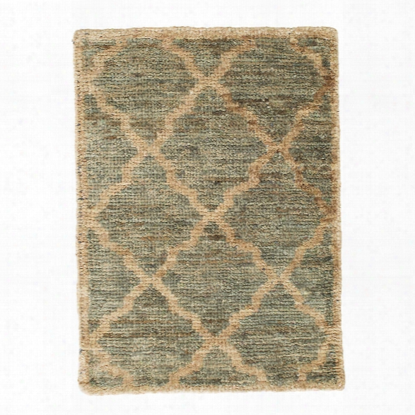 Casablanca Hand Knotted Jute Rug Design By Dash & Albert